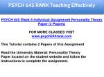 psych 645 rank education specialist 20