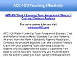 acc 400 teaching effectively 13