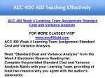 acc 400 aid teaching effectively 13