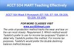 acct 504 mart teaching effectively 18