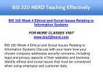 bis 320 nerd teaching effectively 14