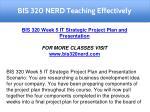 bis 320 nerd teaching effectively 18