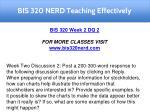 bis 320 nerd teaching effectively 6