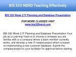 bis 320 nerd teaching effectively 7