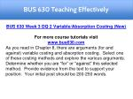 bus 630 teaching effectively 8