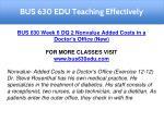 bus 630 edu teaching effectively 18