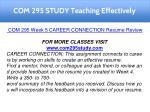 com 295 study teaching effectively 21
