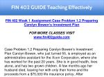 fin 402 guide teaching effectively 2