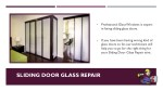 professional glass windows is expert in fixing