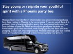 stay young or reignite your youthful spirit with