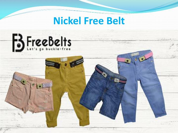 nickel free belt n.
