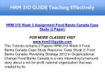hrm 310 guide teaching effectively 11