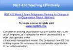 mgt 426 teaching effectively 17