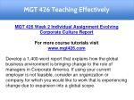 mgt 426 teaching effectively 9