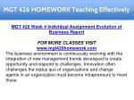 mgt 426 homework teaching effectively 21