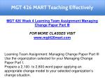 mgt 426 mart teaching effectively 23