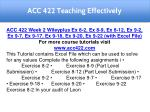 acc 422 teaching effectively 15