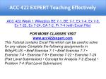acc 422 expert teaching effectively 10