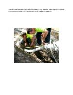 trenchless pipe replacement trenchless pipe