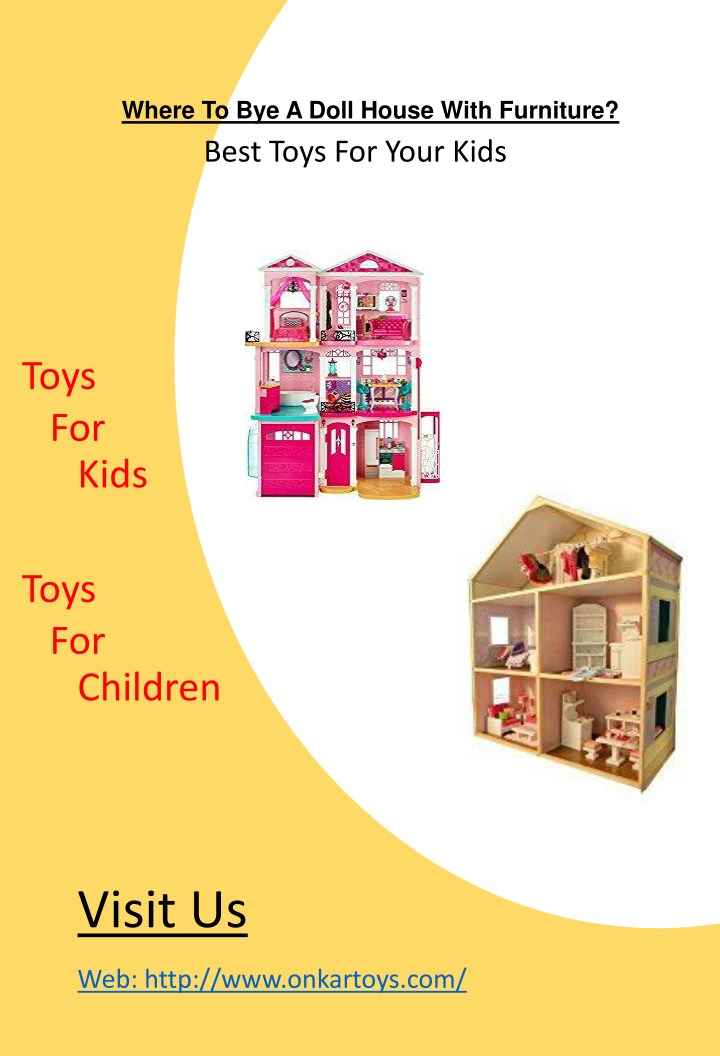 where to bye a doll house with furniture n.