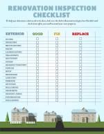 renovation inspection checklist