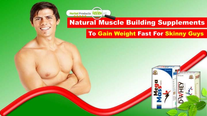 natural muscle building supplements n.