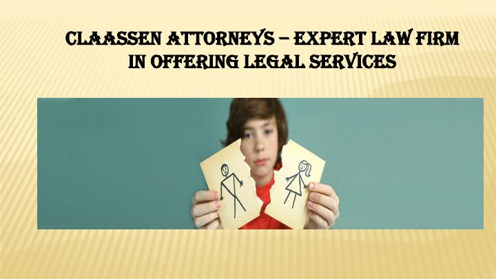 claassen attorneys expert law firm in offering n.