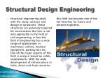 structural design engineering