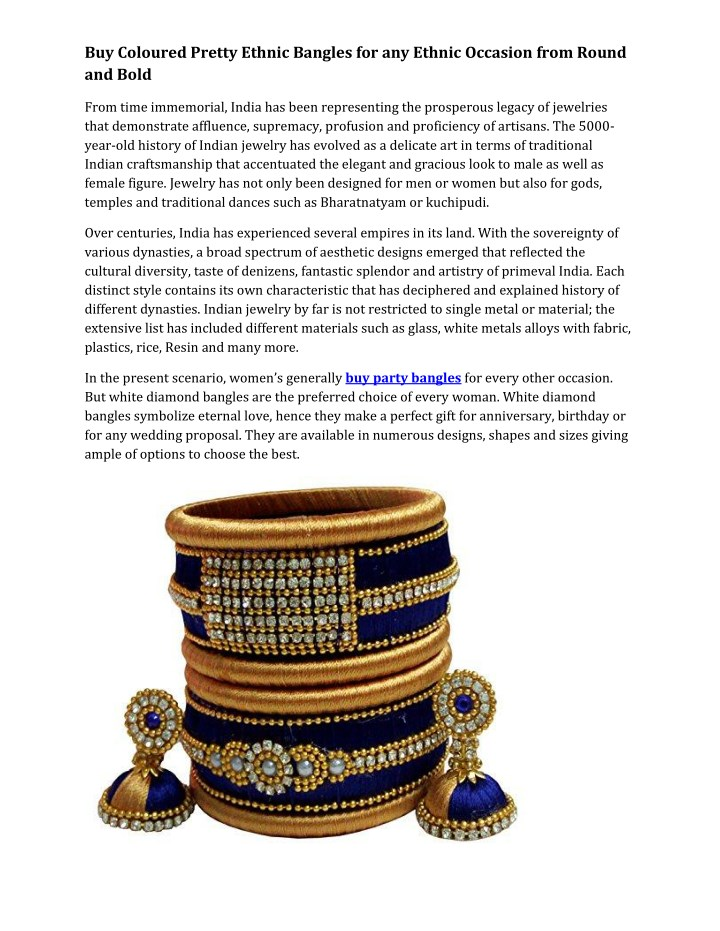 buy coloured pretty ethnic bangles for any ethnic n.
