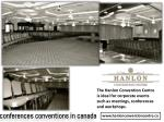 conferences conventions in canada