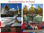 beautiful gallery in nepal