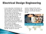 electrical design engineering