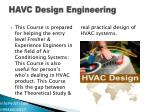 havc design engineering
