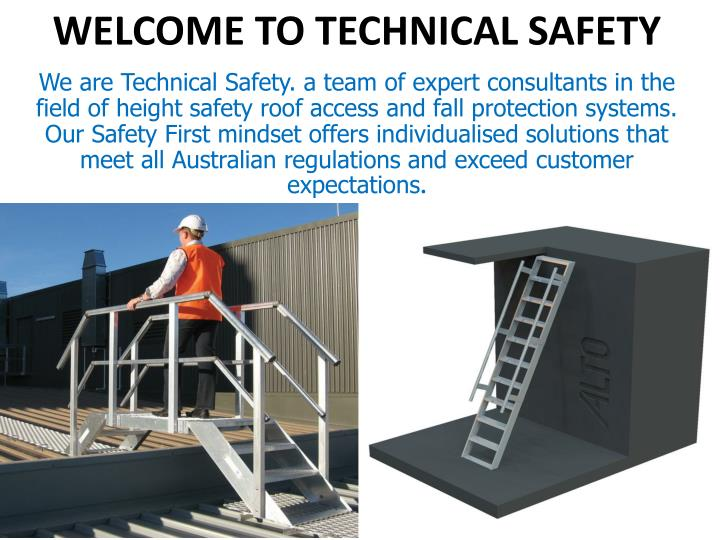 welcome to technical safety n.