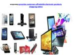 wayscoop provides customers affordable electronic products shopping online 3