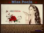 miss pooja 1