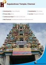 kapaleshwar temple chennai