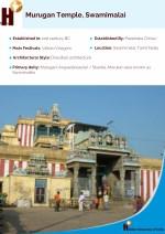 murugan temple swamimalai