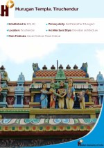 murugan temple tiruchendur