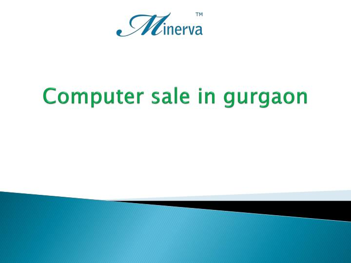 computer sale in gurgaon n.