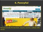 pennyful provides the best deals coupons vouchers
