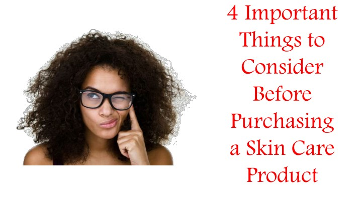 4 important things to consider before purchasing n.