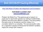 bus 308 helps teaching effectively 15