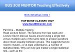 bus 308 mentor teaching effectively 9
