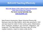 bus 640 teaching effectively 16