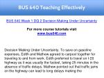 bus 640 teaching effectively 3