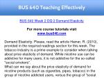 bus 640 teaching effectively 7
