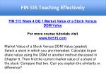 fin 515 teaching effectively 27