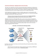 cloud services brokerage big opportunity