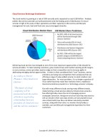 cloud services brokerage enablement the cloud